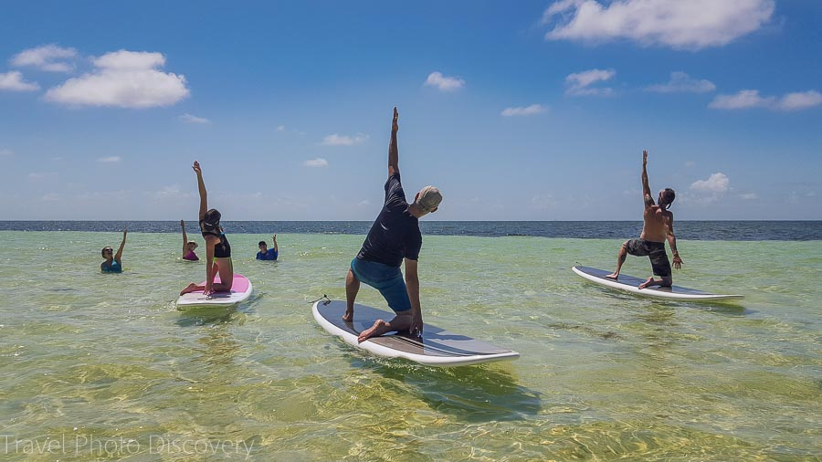 Exploring Bahia Honda State Park and SUP boarding, Florida Keys