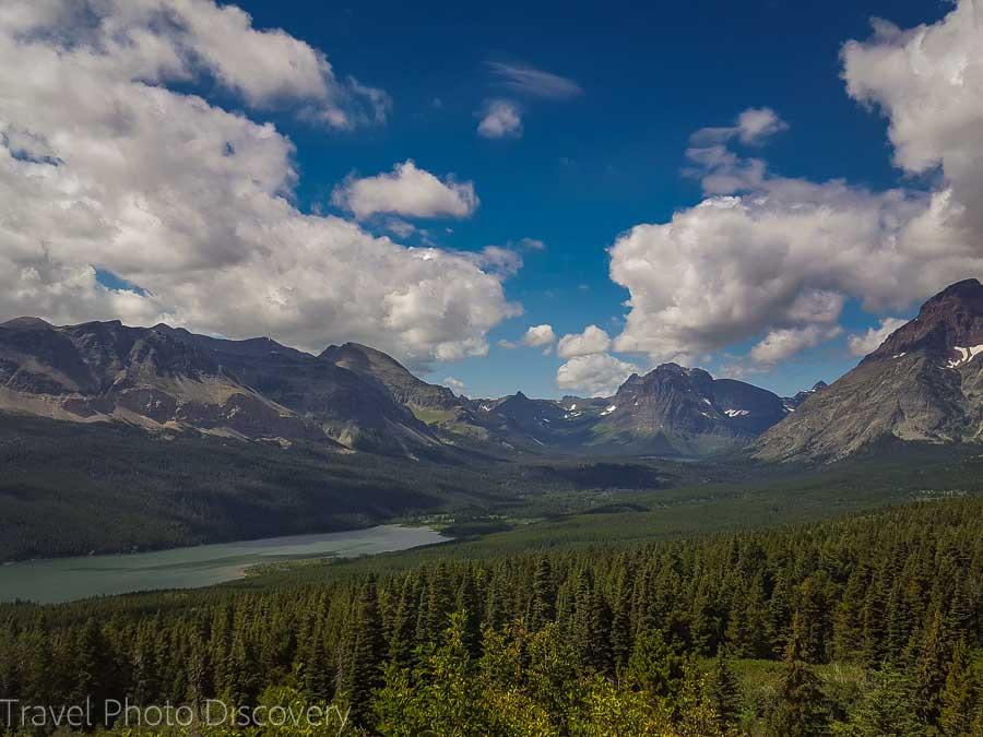 Glacier National park Northwest national park road trip