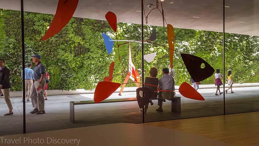Calder exhibits San Francisco Museum of Modern Art - SFMoma