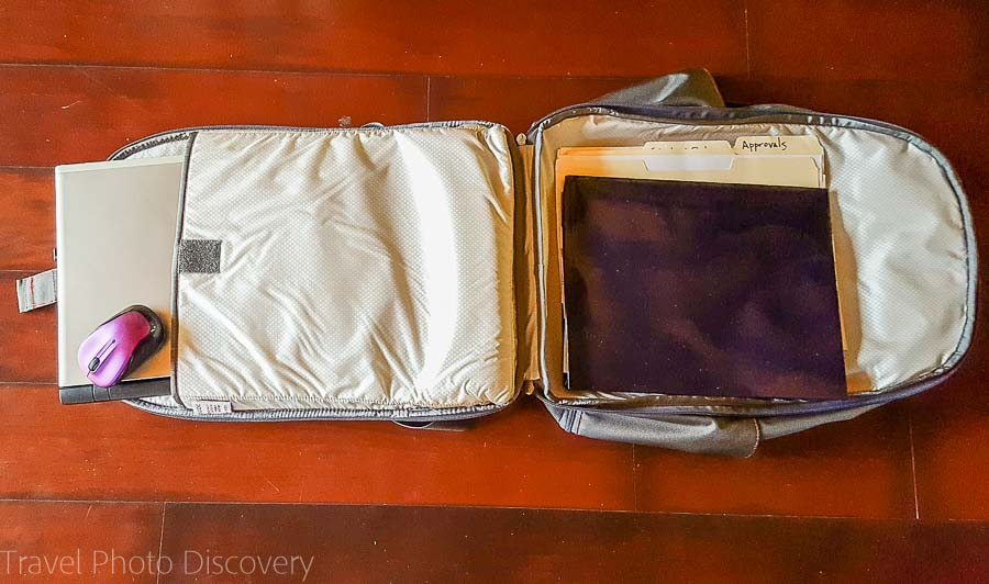 Fastpass with TSA A perfect backpack ECBC