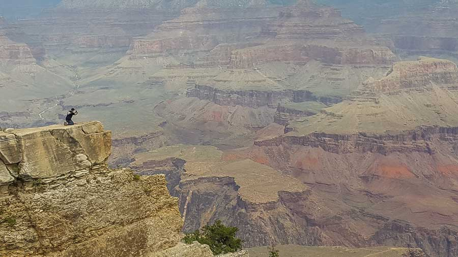 The Grand Canyon - Southwest road tour with Tours4Fun
