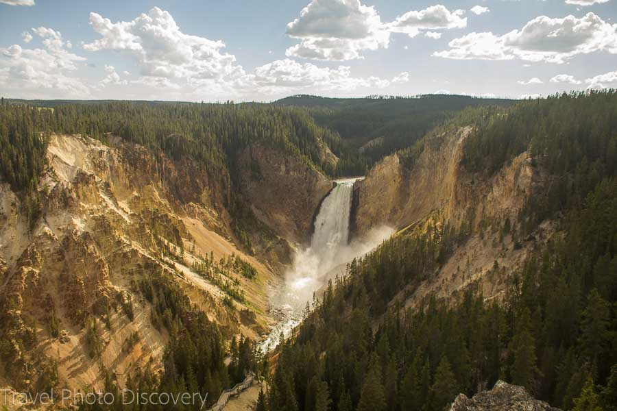 Yellowstone National Park Celebrating the US National Parks Centennial