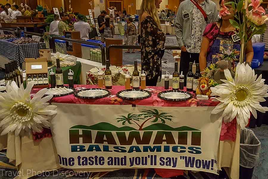 Hawaiian balsamic Taste of the Hawaiian Range