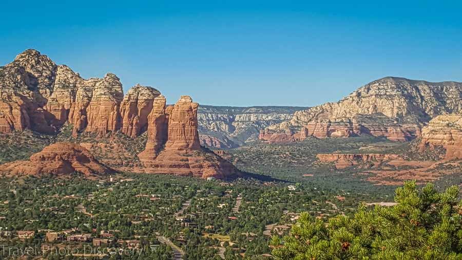 Airport overlook Best places to photograph Sedona