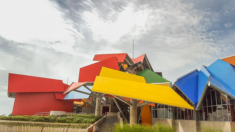 The Bio Museum Top 15 things to do visiting Panama City