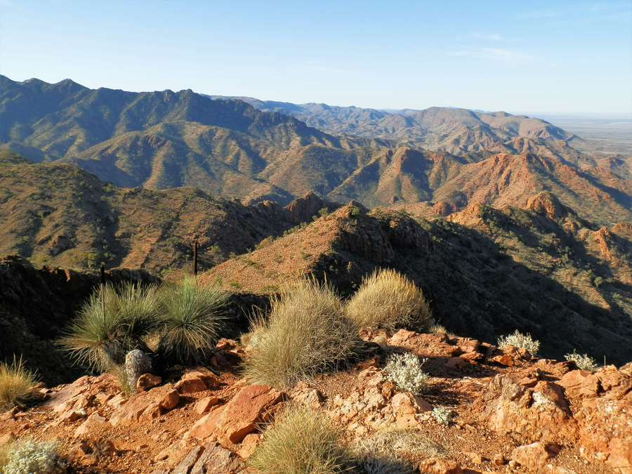 Top adventure and eco experiences for 2017 Arkaroola in Australia