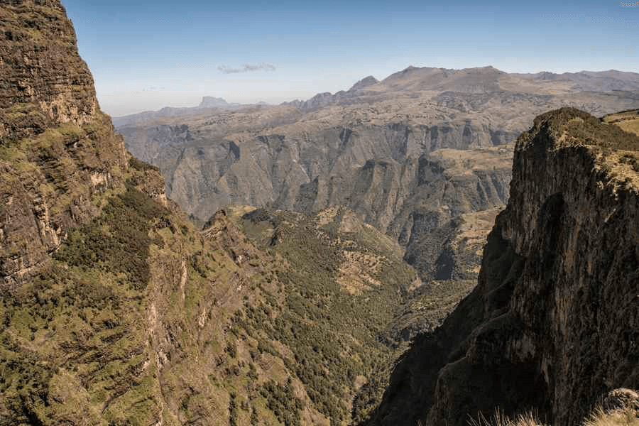 Top eco and adventure experiences at Simien Mountains