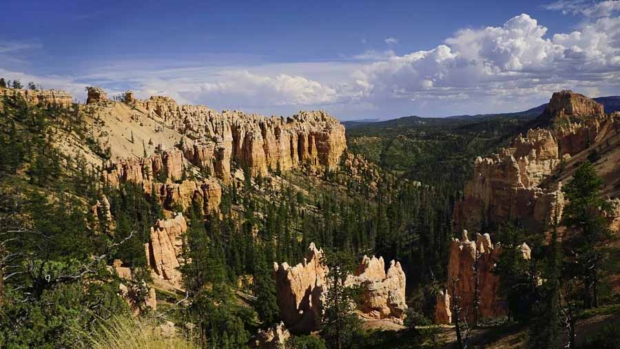 Road trip to Bryce Canyon in Utah