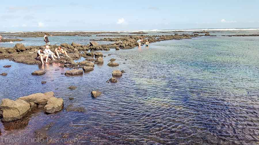 Kapoho tide poolsThings to do the Big Island with kids