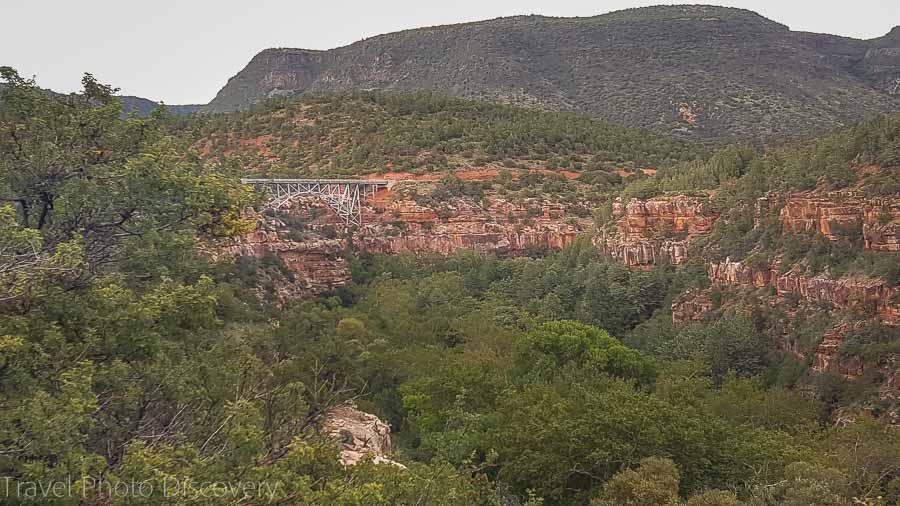 Oak Creek Canyon district Sedona resorts