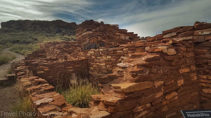 Nalakihu Pueblo at Wupatki National Monument