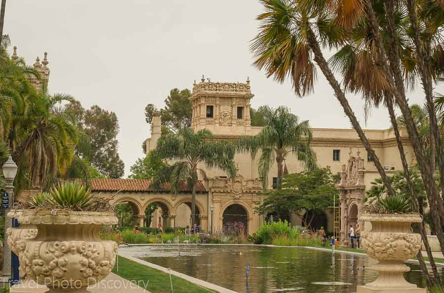 Architecture and public spaces Exploring Balboa Park in San Diego