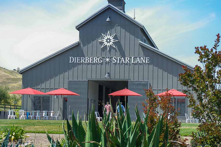 Dierberg Star Lane Winery Santa Barbara county