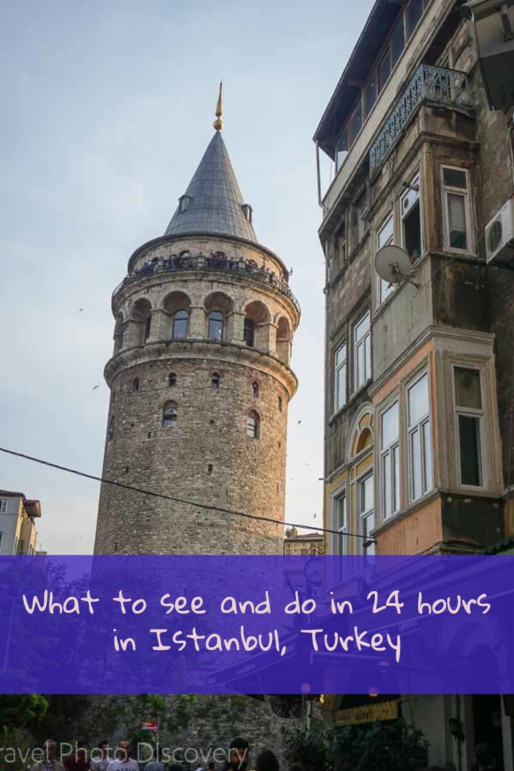 What to do in Istanbul in 24 hours