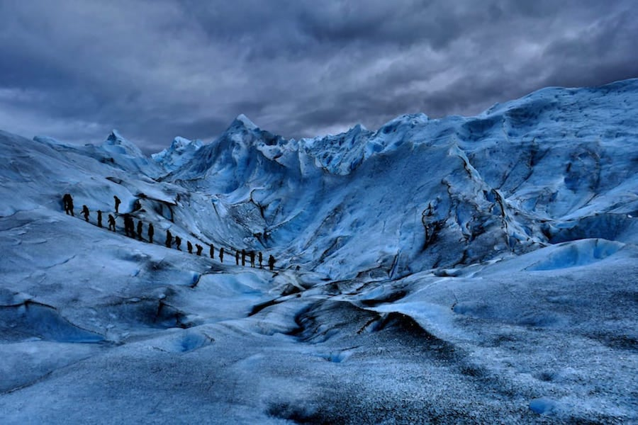 Best places to visit in fall Perito Moreno glacier