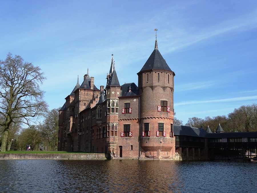 De Haar Castle in Utrecht