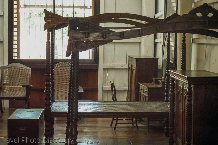 Father Burgos museum In Vigan City