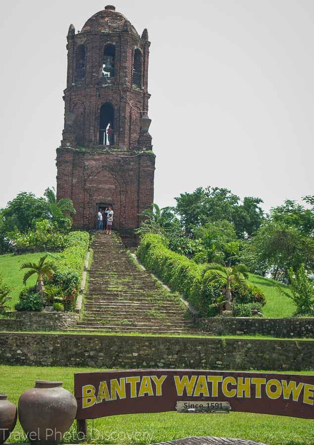 Bantay Belfry in Vigan City