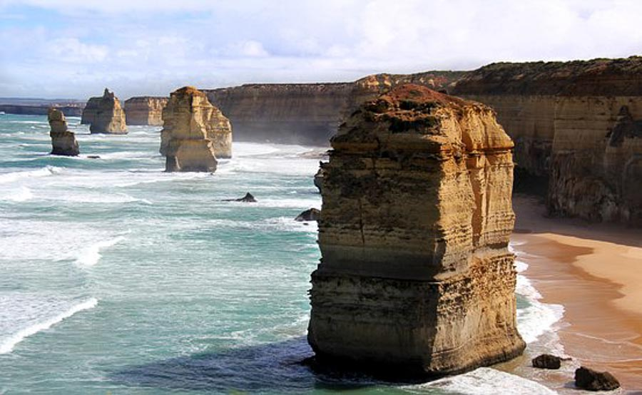 The Apostles at Port Campbell National Park
