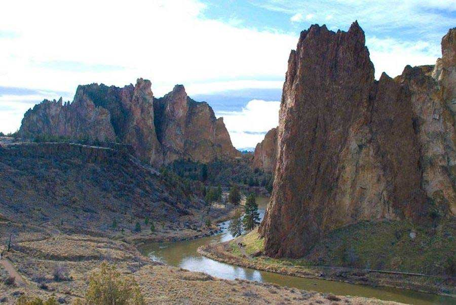 Bend, Misery Ridge Rock
