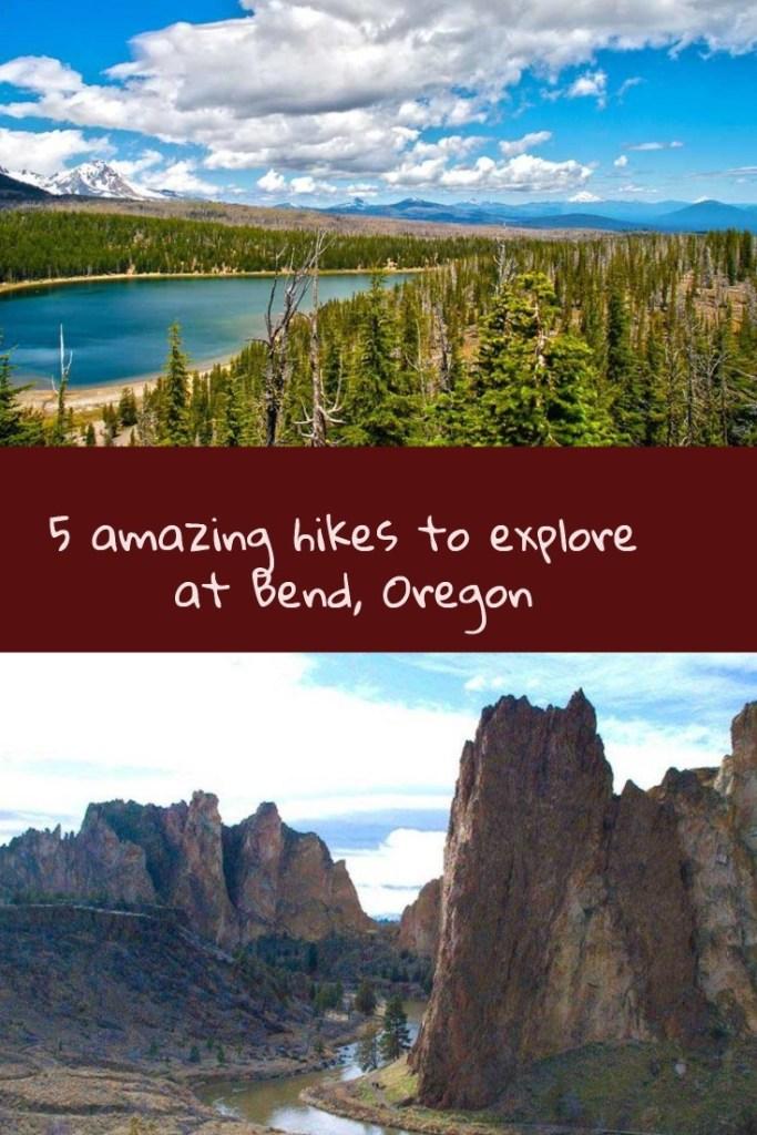 5 Bend Oregon hikes