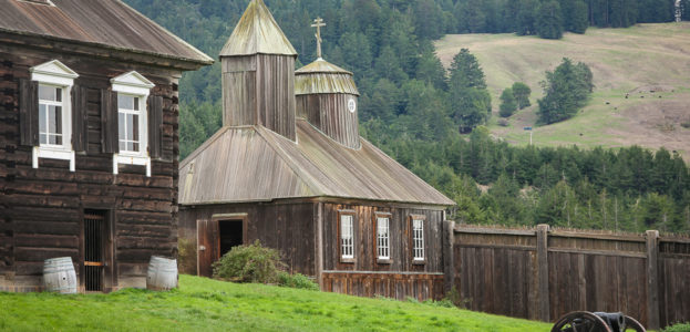 A day trip to Fort-Ross in Sonoma