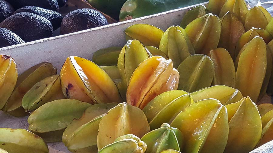 Tropical Star fruit for sale