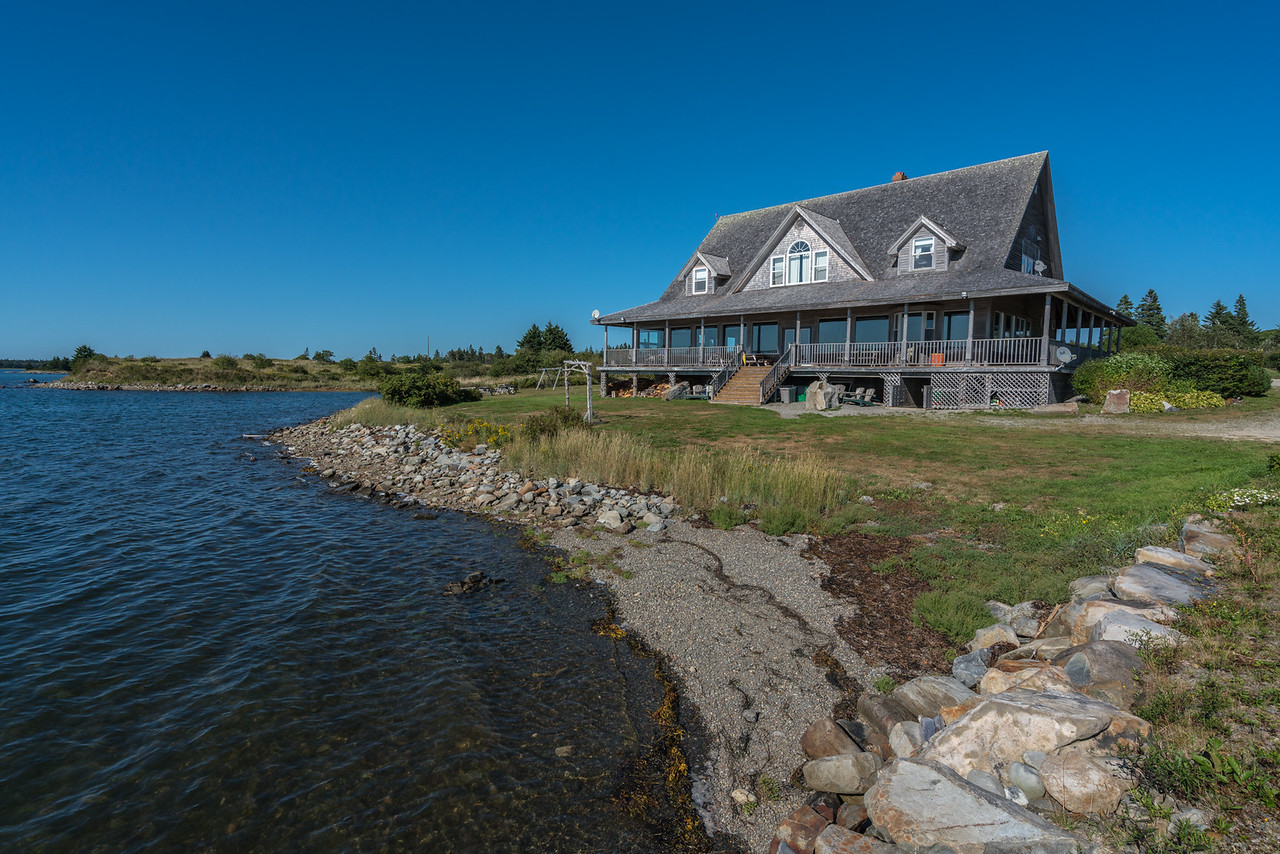 Ye Olde Argyler Lodge in Argyle, Nova Scotia