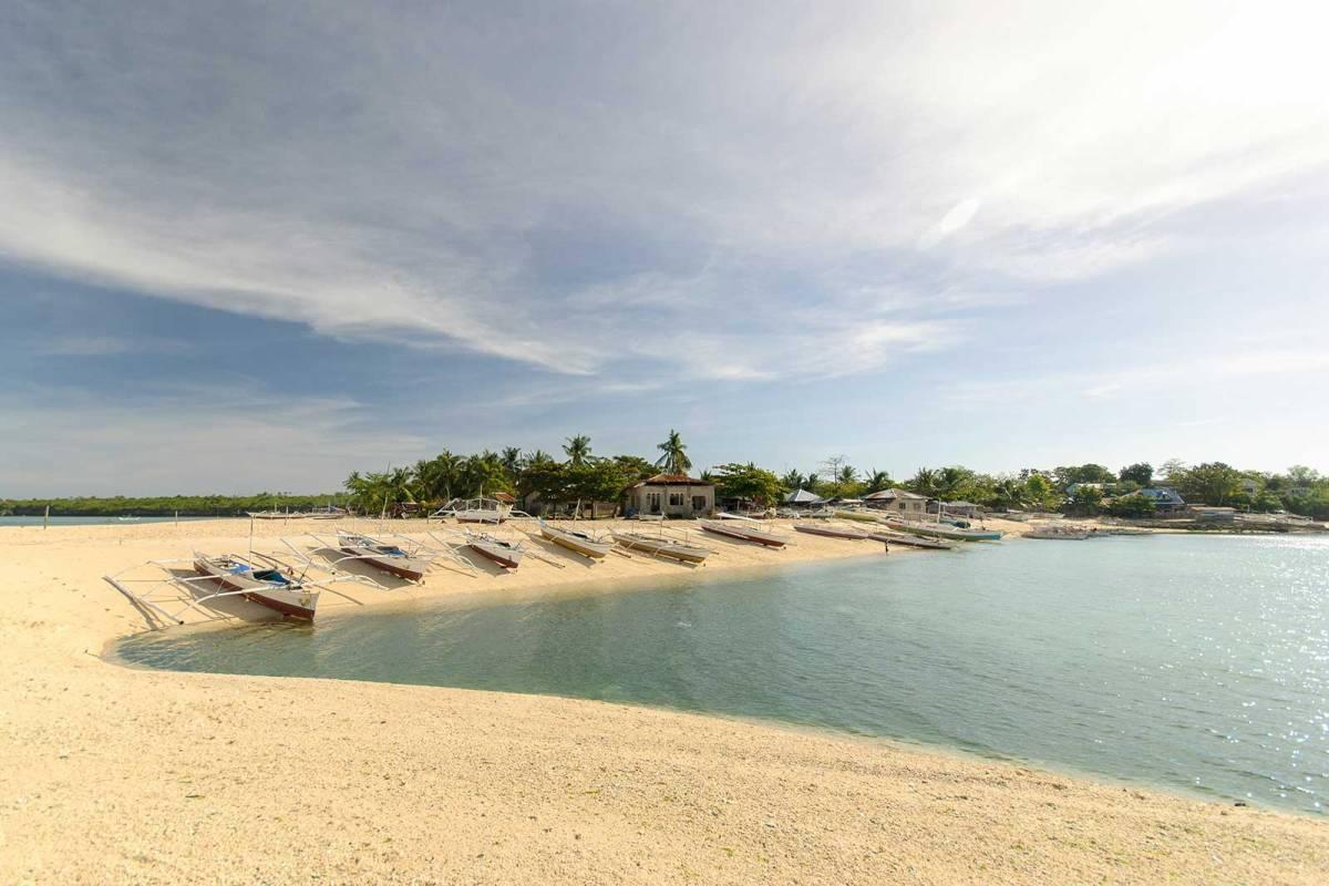 Bancas of Hilantagaan Island Villagers, Bantayan Island