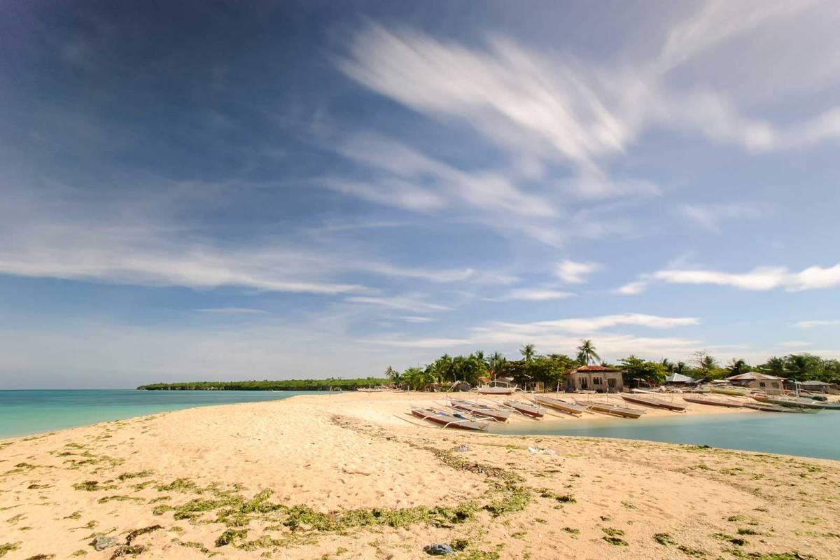 Hilantagaan Island, Bantayan Island