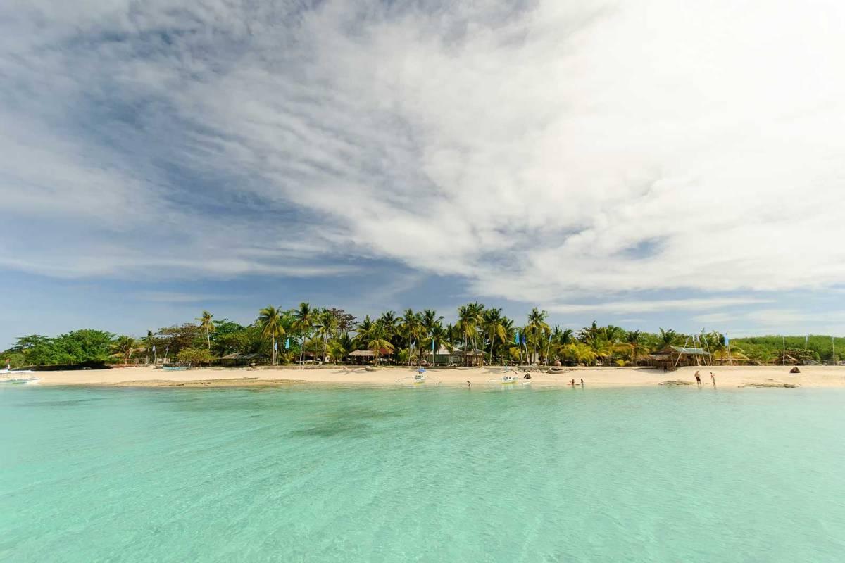 Virgin Island aka Silion Island, Bantayan Island