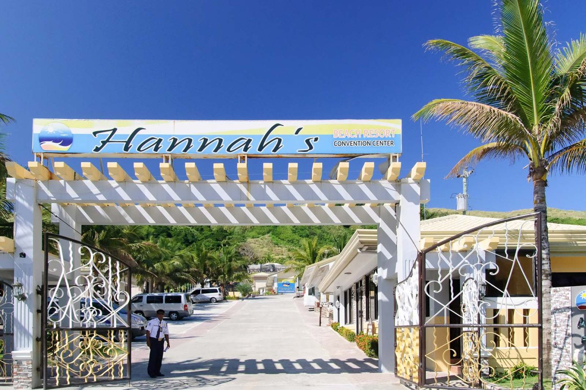 Hannah's Beach Resort, Pagudpud