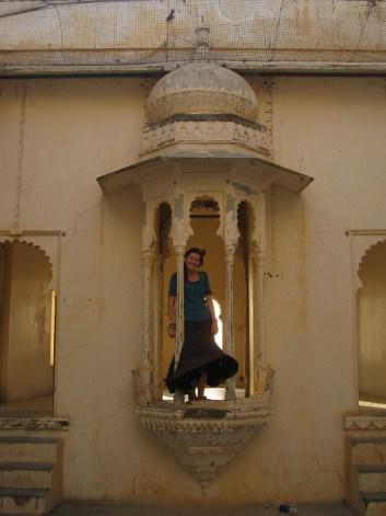 moon palace, india