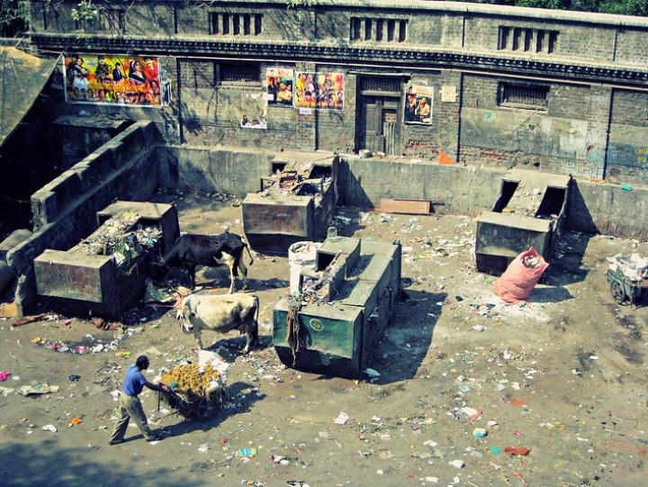 ahmedabad dump