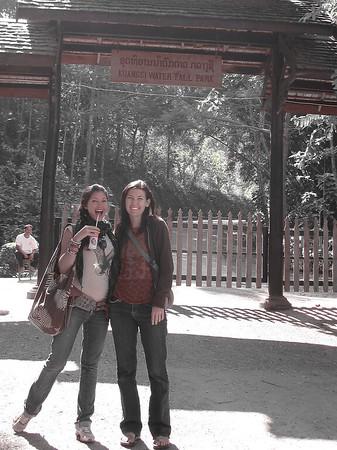 Kuang Si Waterfall Park