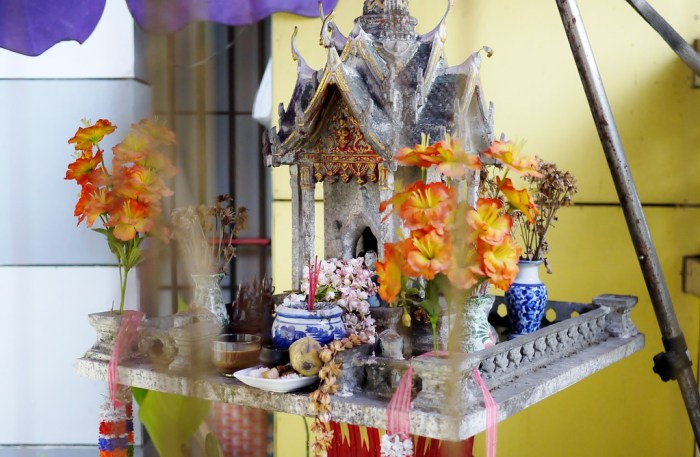 spirit house thailand