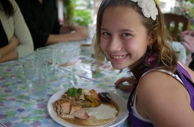 turkey at bake and bite Chiang Mai