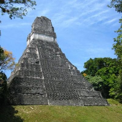 Tikal's Jaguar Temple
