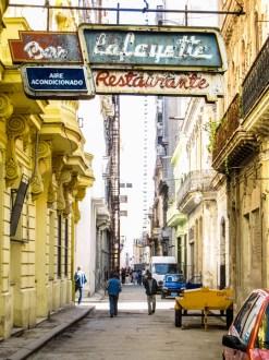 Old town Havana, Cuba, 2010