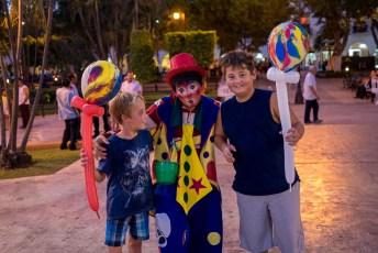 clown in merida