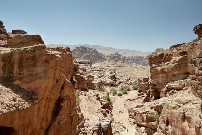 Monastery hike, Petra