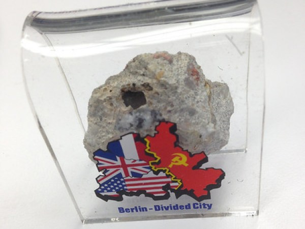 My Piece of the Berlin Wall