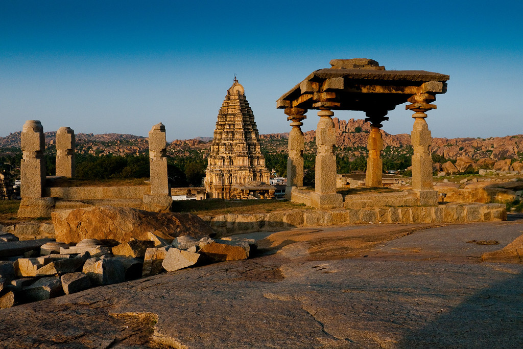 Hampi-India-Ruins