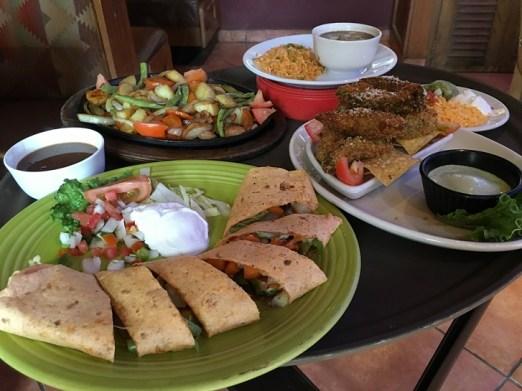 Delicious serving @ El Chico