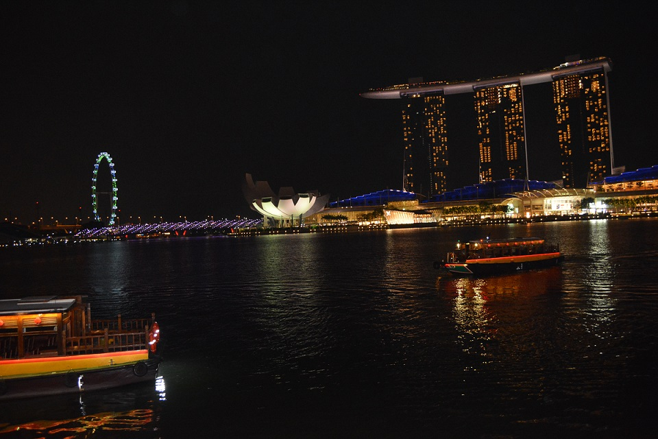 MBS Night View