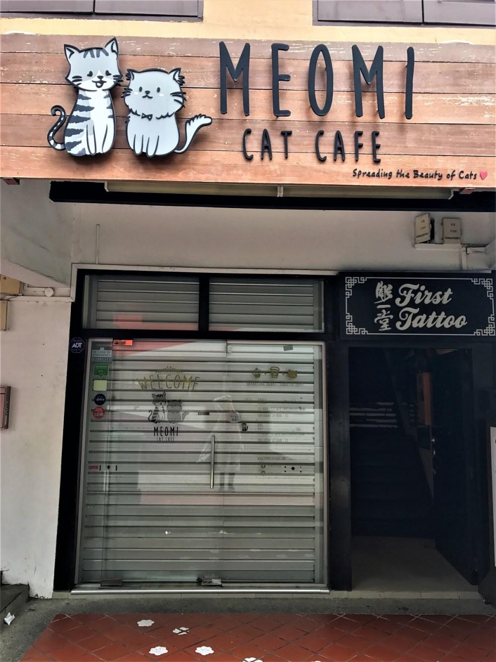 Meomi Cat Café