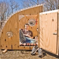 The charming $200 micro houses junk
