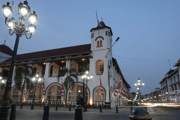 5 Obyek Wisata di Semarang kota lama