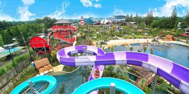 taman wisata air jogja bay
