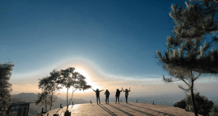 Glamping Bukit Lintang Sewu